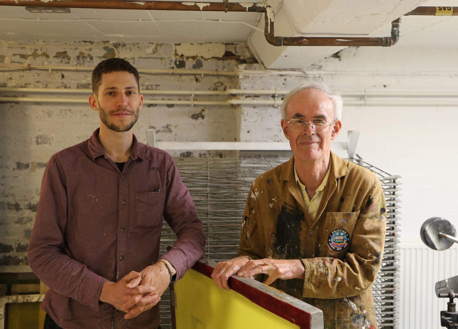 David Bassadone and Oliver Clarke