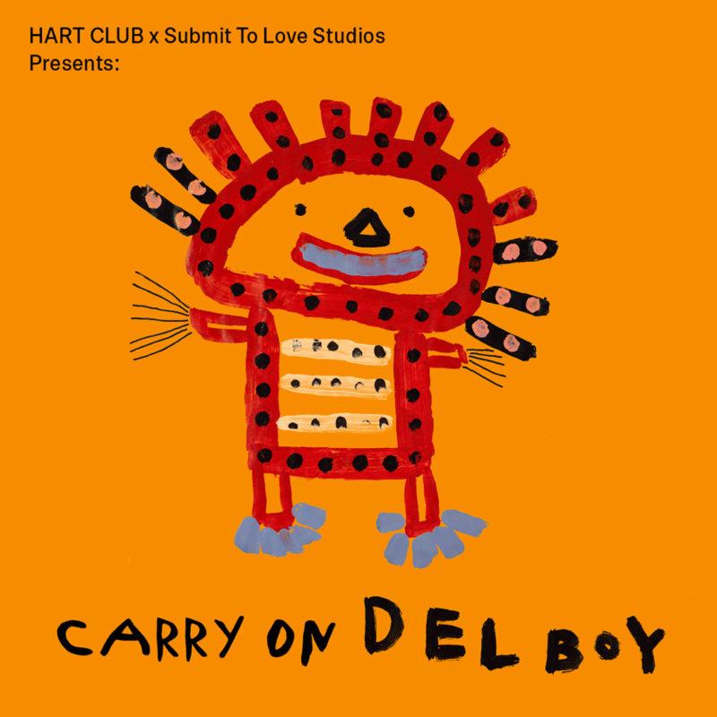 Carry On Del Boy. Hart Club 2019