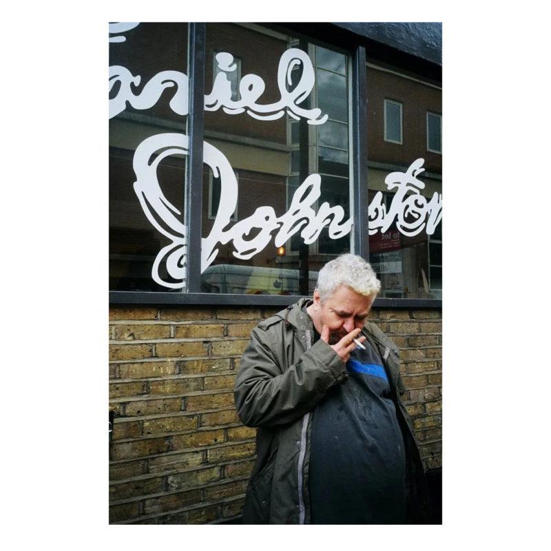 Daniel Johntson by Helen Ralli