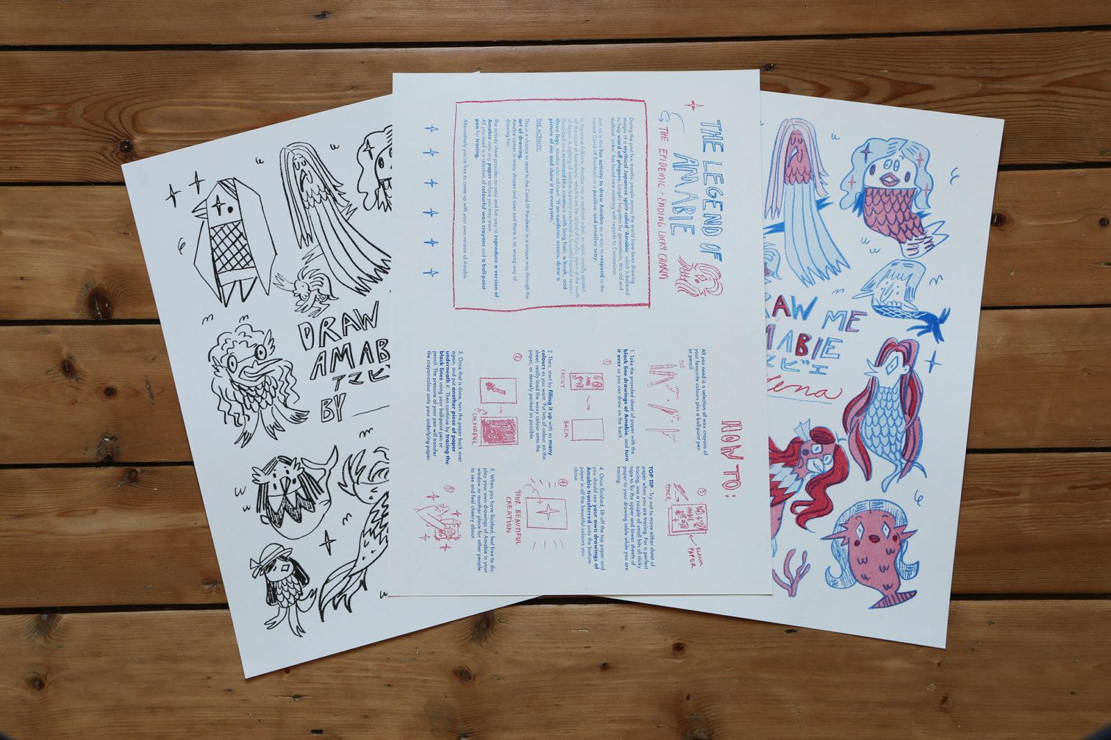 Pack No. 11 by Lena Yokoyama