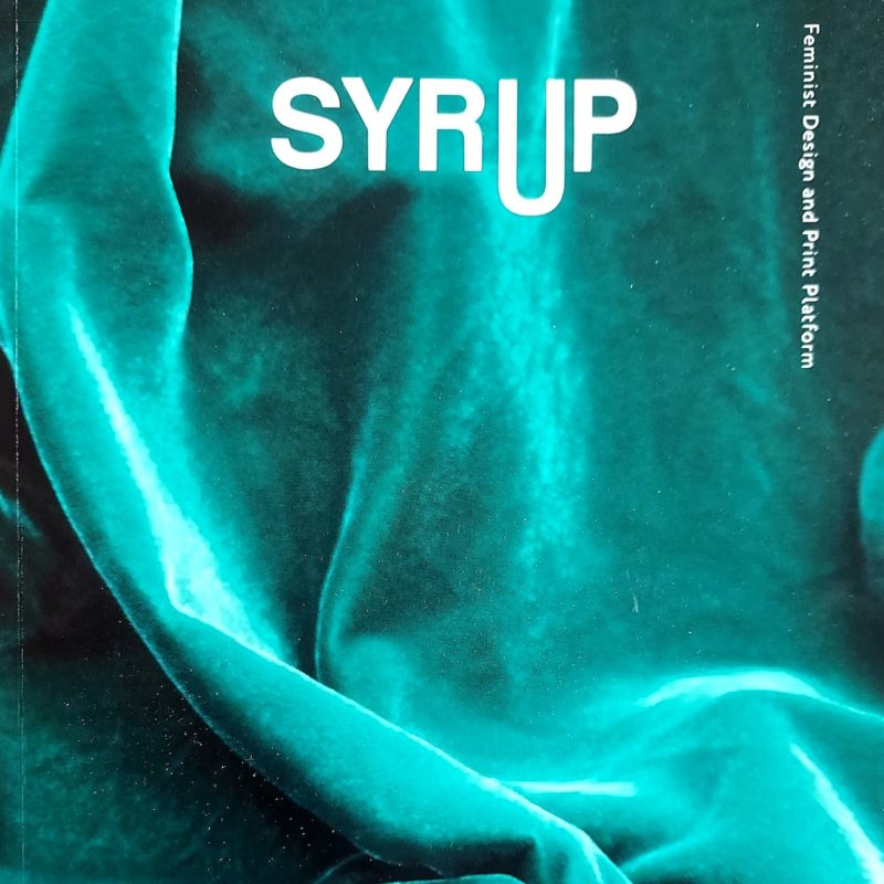Syrup Issue 3 cover