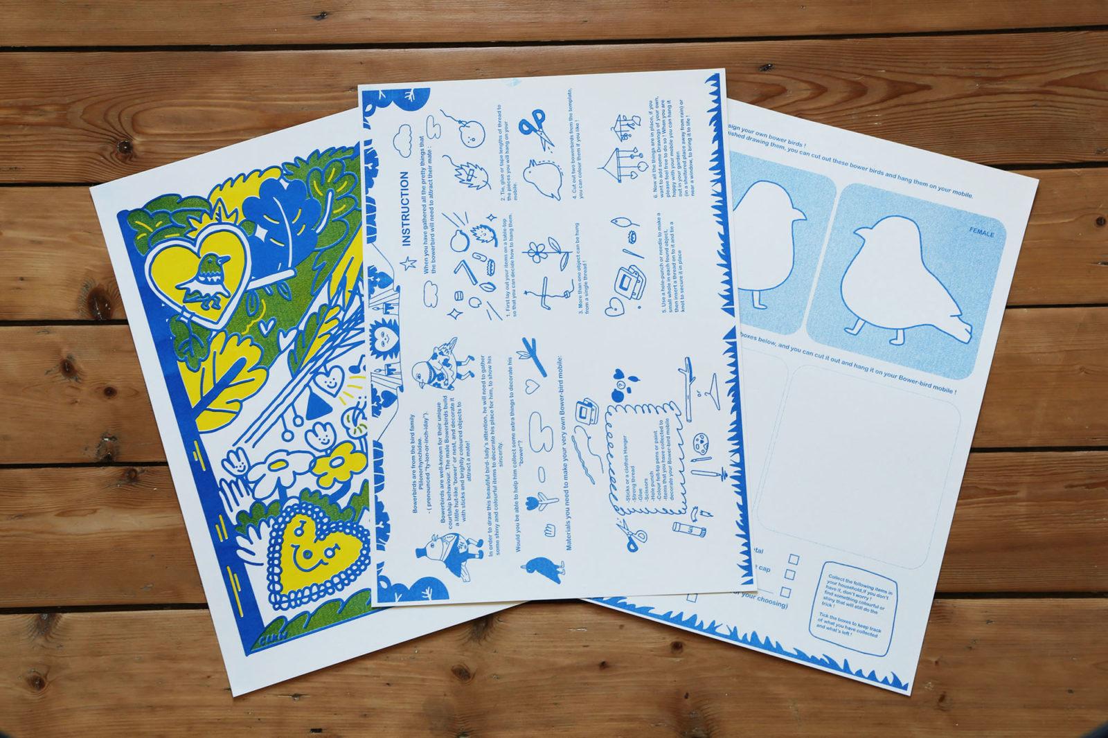 Pack No. 4 by Celine Ka Wing Lau