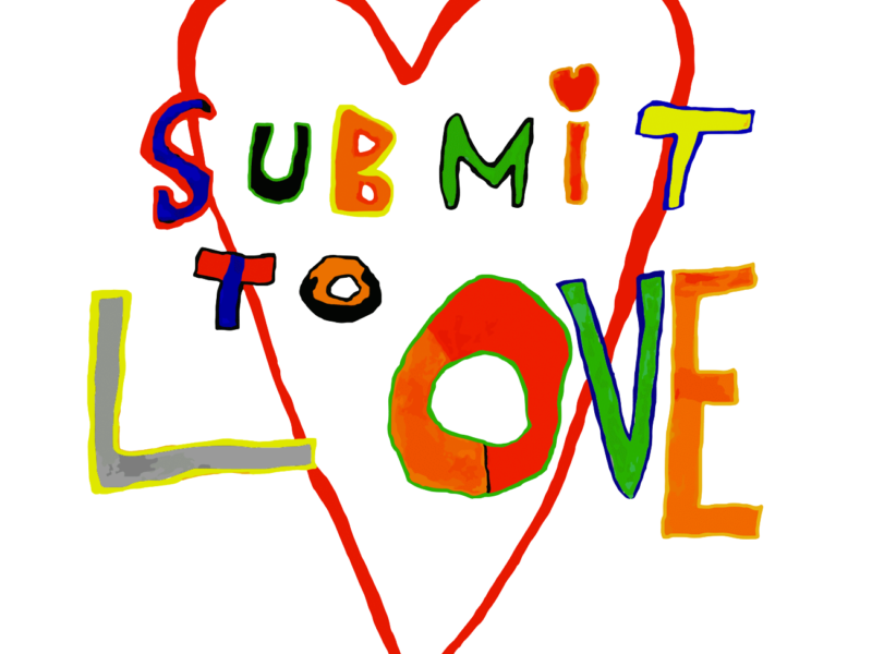 Submit To Love Logo