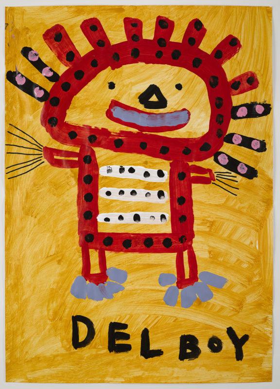 Del Boy by Paul Wright