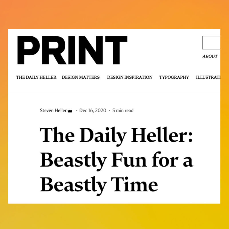 Daily Heller Feature