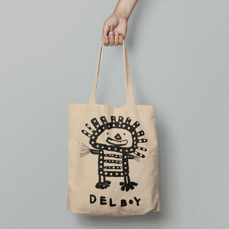 Del Boy Tote bag. £10