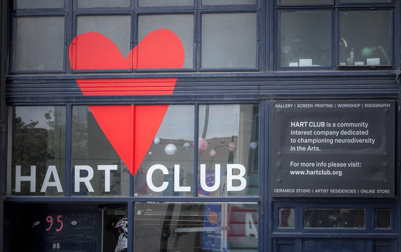 Hart Club gallery, London