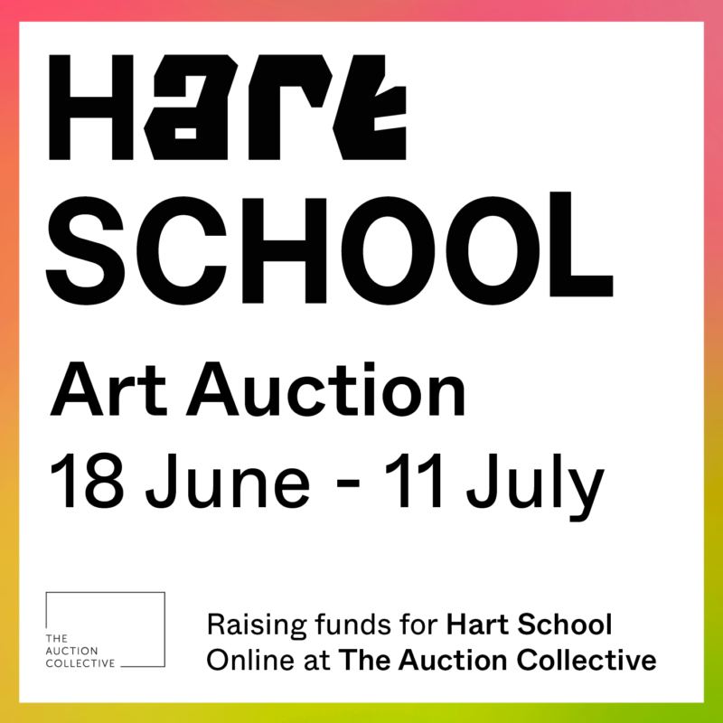Hart School Art Auction