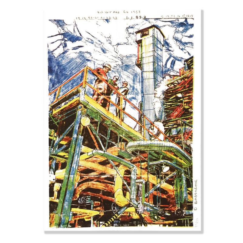 Steelworks by David Bassadone. £30