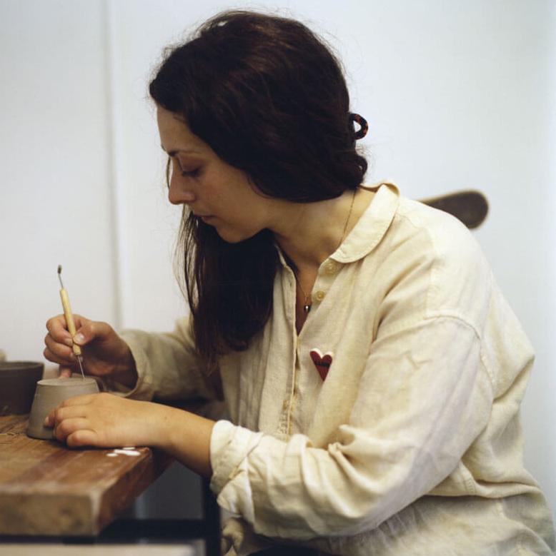 Hart Club founder Helen Ralli.